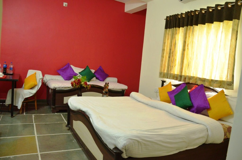 Hotel Rooms in Udaipur (2)